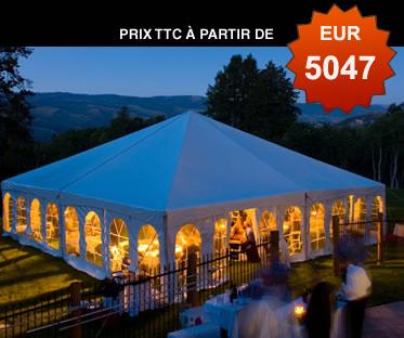 vente tente de rception mariage reception - Prix Location Chapiteau Mariage